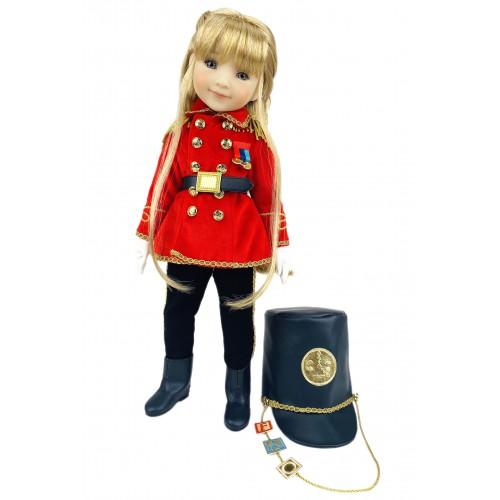 FAO Toy Soldier - Sara